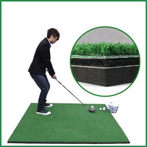 3D Golf practice mat